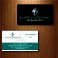 Consultório Odontológico, Logo e Identidade, Odontologia