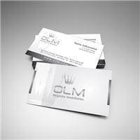 OLM Negócios Imobiliários Ltda., Logo e Identidade, Consultoria de Negócios