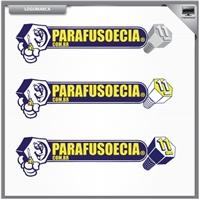Smm Comercio de Maquinas e Parafusos Ltda, Logo e Identidade, Outros