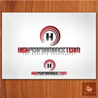 HIGH PERFORMANCE TEAM, Logo e Identidade, TREINAMENTO EMPRESARIAL