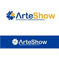 ARTE SHOW, Logo e Identidade, Marketing & Comunicação