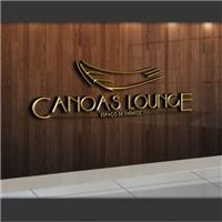 Canoas Lounge, Logo e Identidade, Espaço de Eventos
