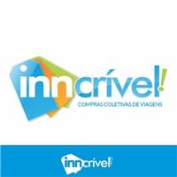 INNCRIVEL, Logo e Identidade, SITE DE COMPRAS COLETIVAS DE VIAGENS