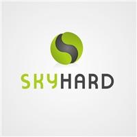SKYHARD, Logo e Identidade, Eletrônica, Eletroeletrônica