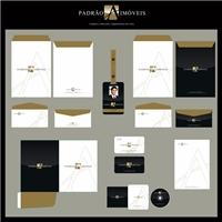 Padrao A Imóveis & administraçao, Logo e Identidade, Imobiliário - Vendas e locaçoes