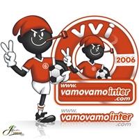 Logotipo com Mascote para o Blog Vamo Vamo Inter, Construçao de Marca, Metal & Energia