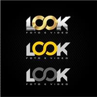 Look Foto e Video, Logo e Identidade, Fotografia