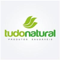 Tudo Natural, Logo e Identidade, Saúde & Nutrição