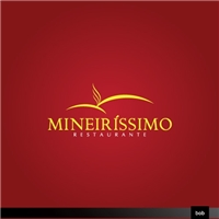 Restaurante Mineiríssimo, Logo e Identidade, Academia