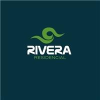 Residencial Rivera, Logo e Identidade, Construção & Engenharia
