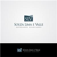 Souza Lima e Valle Advogados Associados, Logo e Identidade, Advocacia e Direito