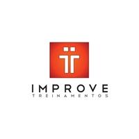IMPROVE Treinamentos, Logo e Identidade, Educação & Cursos