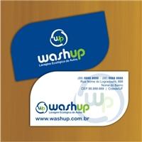 Washup, Logo e Identidade, Automotivo
