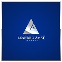 Leandro Amat Imóveis, Logo e Identidade, Imóveis