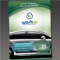 Washup, Peças Gráficas e Publicidade, Automotivo
