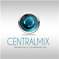 CENTRAL MIX, Logo e Identidade, Computador & Internet