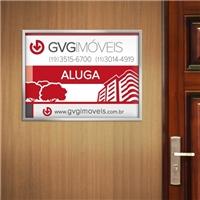 GVG Imoveis, Peças Gráficas e Publicidade, Imóveis