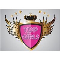 TOP GIRLS, Logo e Identidade, Roupas, Jóias & Assessorios