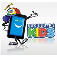 Mascote SUCESU-RSKIDS, Construçao de Marca, Computador & Internet