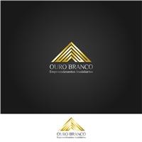OURO BRANCO EMPREENDIMENTOS IMOBILIARIOS LTDA, Logo e Identidade, Construção & Engenharia