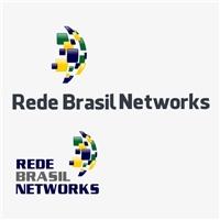 Rede Brasil Networks, Logo e Identidade, Computador & Internet