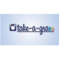 take-a-gram, Logo e Identidade, Planejamento de Eventos e Festas