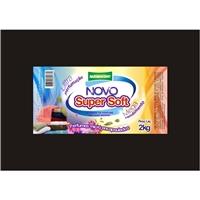 SUPER SOFT, Embalagens de produtos, Limpeza & Serviço para o lar
