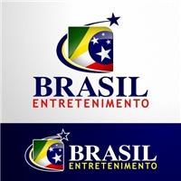 Brasil Entretenimento, Logo e Identidade, Computador & Internet