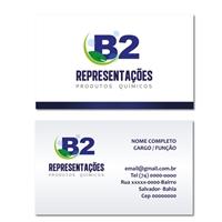 B2 REPRESENTAÇOES, Logo e Identidade, Tecnologia & Ciencias