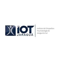 IOT Jaraguá - Instituto de Ortopedia e Traumatologia de Jaraguá do Sul, Logo e Identidade, Saúde & Nutrição