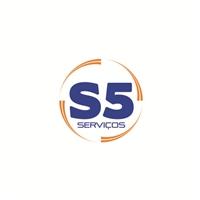 S 5 - SERVIÇOS, Logo e Identidade, Limpeza & Serviço para o lar