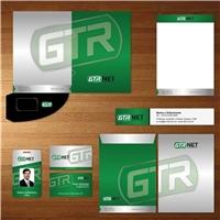 GTR Net, Logo e Identidade, Marketing & Comunicação