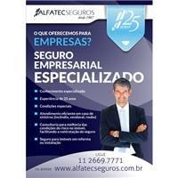 Seguro Empresarial, Peças Gráficas e Publicidade, Consultoria de Negócios