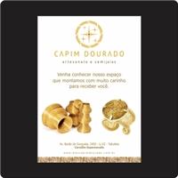 Capim Dourado, Peças Gráficas e Publicidade, Metal & Energia