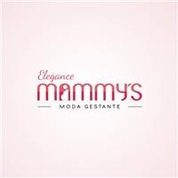 Elegance Mammys (Moda gestante), Logo e Identidade, Roupas, Jóias & Assessorios