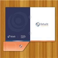 Rehafit Saúde & Reabilitaçao, Logo e Identidade, Consultoria de Negócios