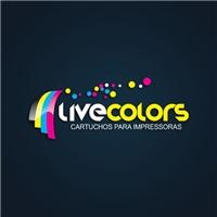 LIVECOLORS   ( cartuchos para impressoras), Logo e Identidade, Ambiental & Natureza