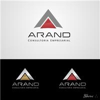 ARAND CONSULTORIA EMPRESARIAL, Logo e Identidade, Consultoria de Negócios