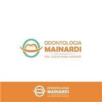 Odontologia Mainardi - Dra. Quelin Maria Mainardi, Logo e Identidade, Saúde & Nutrição