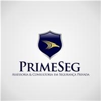 PrimeSeg - Assessoria e Consultoria em Segurança Privada, Logo e Identidade, Segurança & Vigilância
