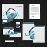 Papelaria TurBrokers International, Logo e Identidade, Viagens & Lazer