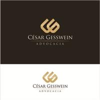 César Gesswein, Logo e Identidade, Advocacia e Direito