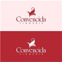 Convencida Lingerie, Logo e Identidade,