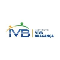 IVB INSTITUTO VIVA BRAGANÇA, Logo e Identidade,