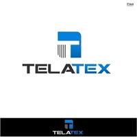 Logotipo TELATEX, Logo e Identidade,