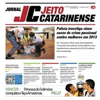 JORNAL JEITO CATARINENSE, Logo e Identidade, Marketing & Comunicação