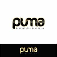 Puma Consultoria, Logo e Identidade, Consultoria de Negócios