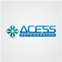 Acess Refrigeraçao, Logo e Identidade, Limpeza & Serviço para o lar