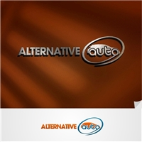 Alternative Auto, Logo e Identidade, Automotivo