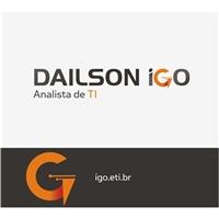 Dailson Igo, Logo e Identidade, Computador & Internet